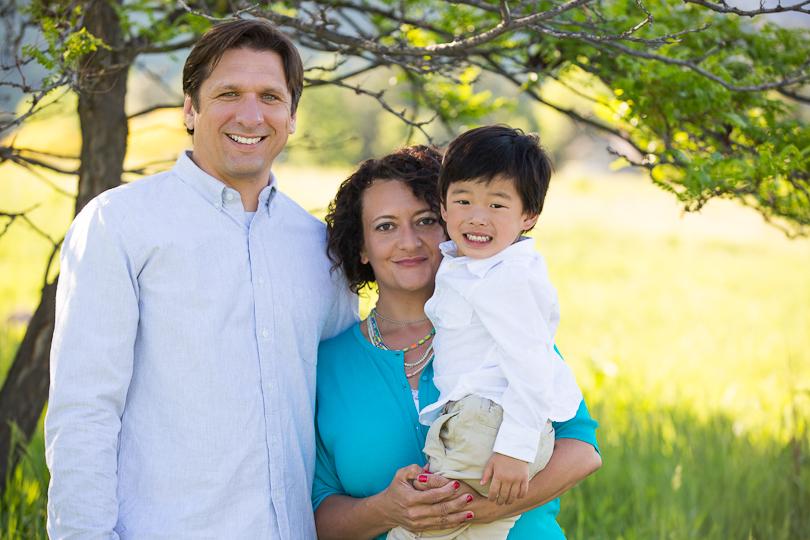 Chitauqua Boulder Family Portrait
