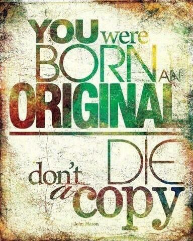 be original quote