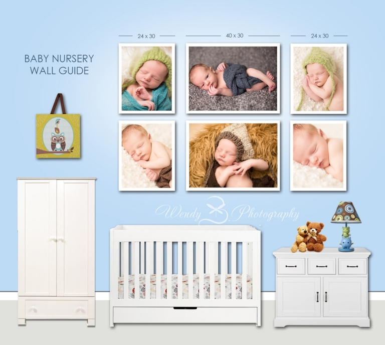 boulder baby wall template