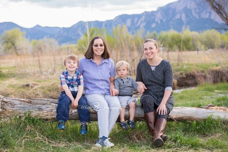 boulder family pictures
